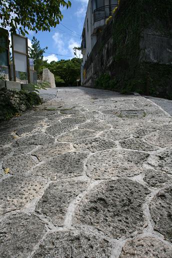 Stonepavedslope